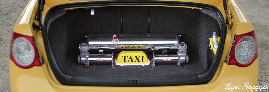 VW, GLI, fahrenheit, taxi, bagged, air ride
