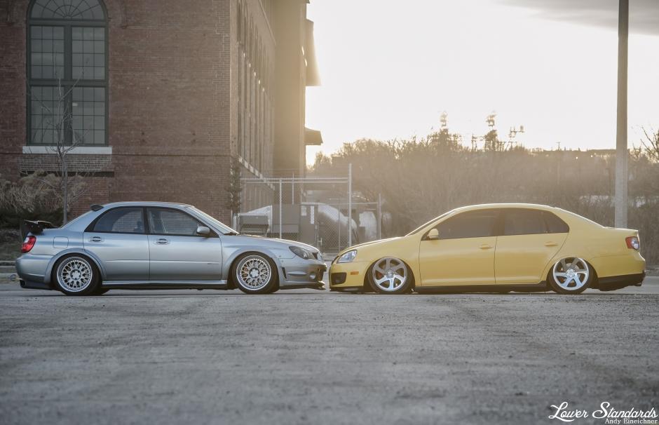 VW, Subaru, GLI, STI, built, fast, bagged, horsepower, do-luck, taxi